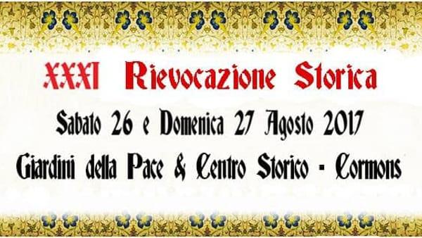 XXXI Rievocazione Storica Rinascimentale a Cormòns