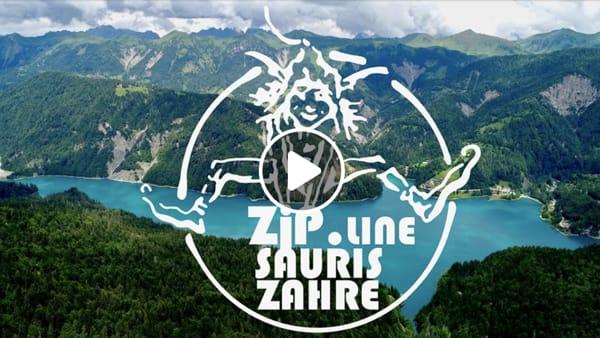 VIDEO Sauris, tutto è pronto per il volo su lago più lungo d'Europa