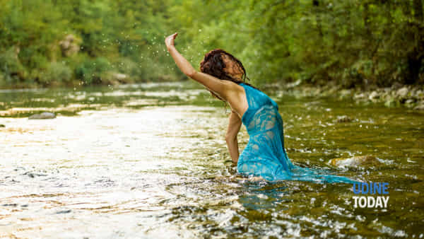 """Here: the time of silence"", performance di danza in natura per immagini"