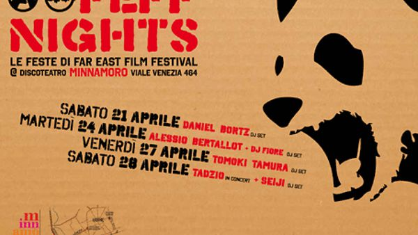 Far East Nights 2012: tutte le serate udinesi del festival