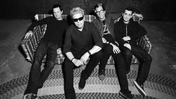The Offspring: le super star del punk rock mondiale allo Stadio Teghil di Lignano