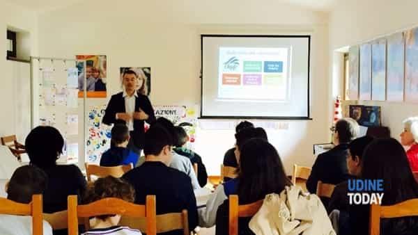 Sulle onde del volontariato: incontro didattico per educatori a Podresca