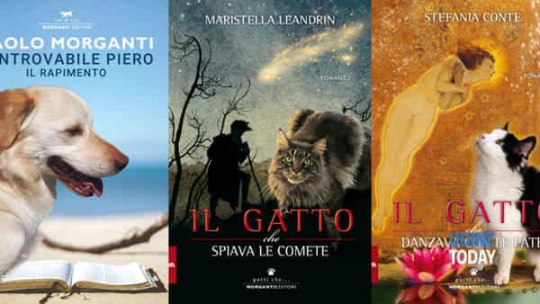 """Cani e gatti, alla """"Tarantola"""" tre scrittori con i loro romanzi pet-friulani"""