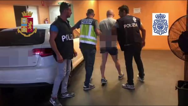 VIDEO La Squadra Mobile di Udine scova uno dei latitanti italiani più pericolosi