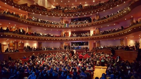 Concerto di Capodanno della Budapest Operetta Theatre Orchestra al Teatro Nuovo Giovanni da Udine