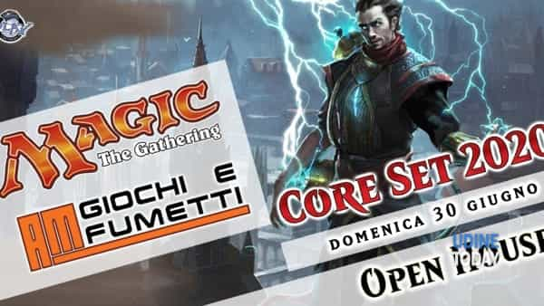 "Magic Open house, impara a giocare a ""Magic the Gathering"" gratis"
