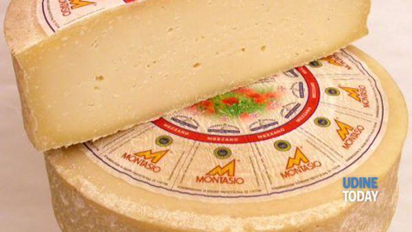 A Villa Nachini Cabassi vanno in scena i formaggi, degustazione di Montasio