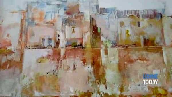 Esposizione d' arte collettiva a Palazzolo