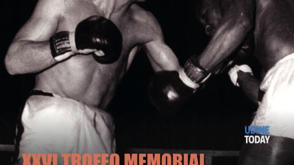 """Torna la grande boxe con il """"Memorial Mario Vecchiatto"""""""