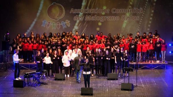 """18esimo """"Gospel alle Stelle"""" 2019: cento voci a sostegno della Casa Famiglia del Melograno Onlus"""