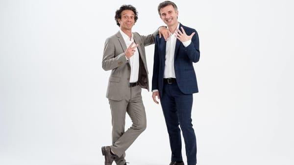 Ficarra & Picone: il duo comico in tour a Palmanova nel 2020