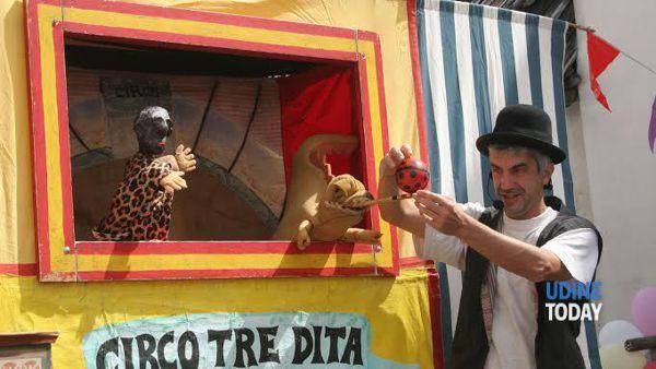 Marionette&Burattini nelle Valli del Natisone: il festival