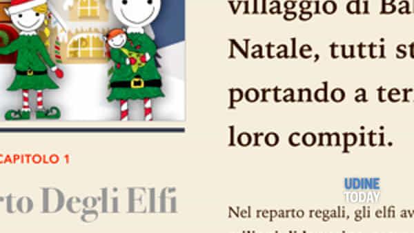 """in uscita """"i ladri di regali"""", il primo libro della friulana catia gobbo, un racconto natalizio per bambini-3"""
