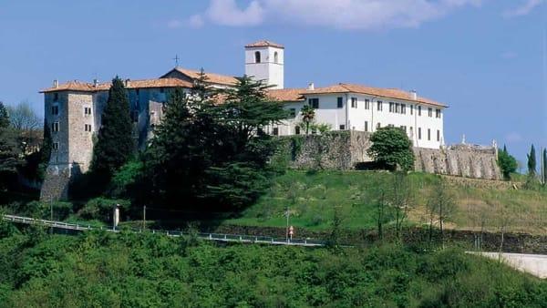 La consegna del Premio Friuli 2019 all'Abbazia di Rosazzo