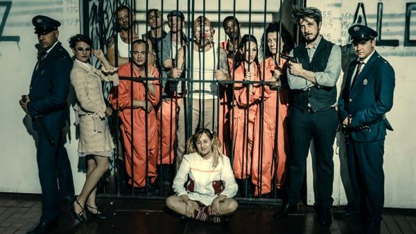 L'Alcatraz di Psychiatric Circus conquista Udine, serata speciale con Paolo Ruffini in arrivo per Halloween