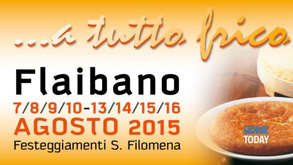 Festeggiamenti di Santa Filomena a Flaibano