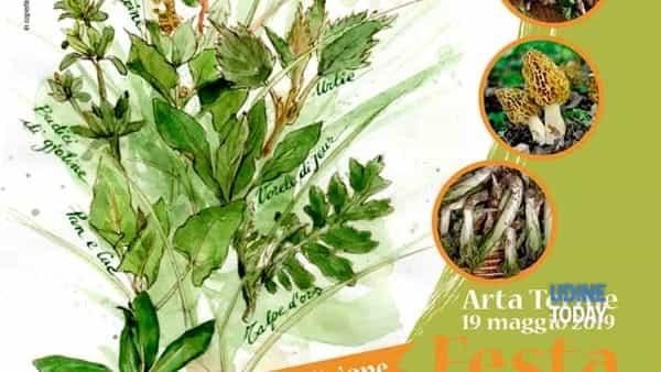Festa dell'asparago di bosco, del radicchio di montagna e dei funghi di primavera