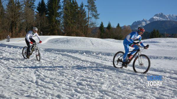 A Tarvisio ritorna il Winter Triathlon