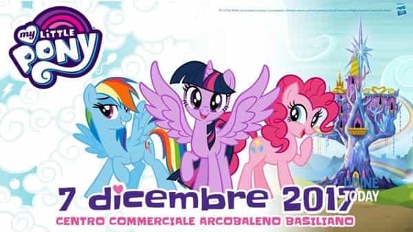 I My Little Pony volano a Basiliano