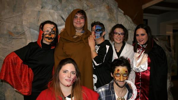 Halloween alla Riserva Naturale del lago di Cornino