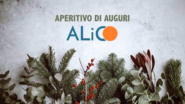 Alico: aperitivo natalizio per gli ex alunni e professori del Copernico