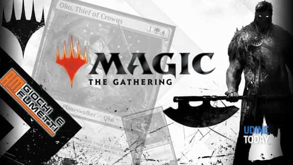 Magic, cosa ci ha rubato Garruk? Torneo Win Oko, ladro di corone
