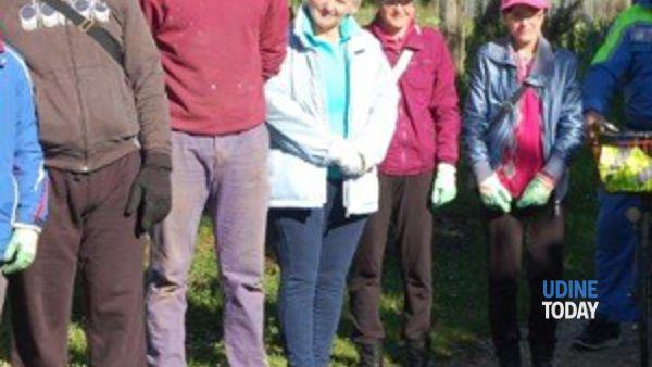 grande partecipazione alla giornata ecologica a mereto di tomba-4