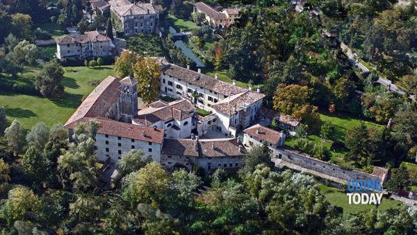 """Castelli aperti a Strassoldo per """"In autunno: frutti, acque e castelli"""""""