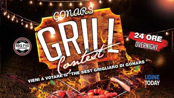 """Grill Contest 2019, a Gonars la sfida per il """"grigliaro"""" migliore"""