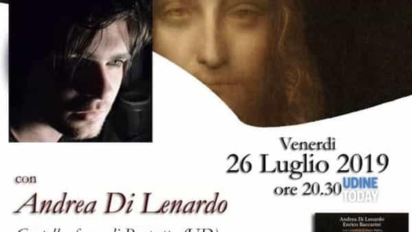 'La famiglia di Cristo', presentazione di Andrea Di Lenardo