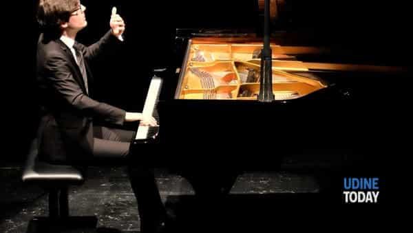 Sebastiano Mesaglio: recital per Canciani