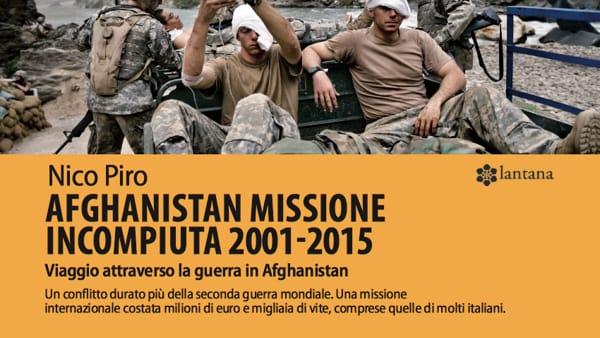 """L'inviato di guerra Nico Piro a Udine per presentare """"Afghanistan Missione incompiuta"""""""