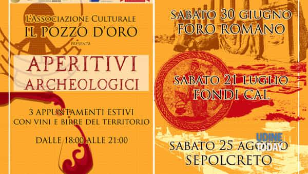 Aperitivi archeologici ad Aquileia