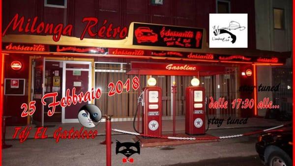 "Serata ""Milonga Retrò"" al Rock Club 60"