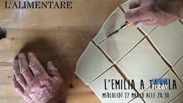 Tal dég: l'Emilia a tavola