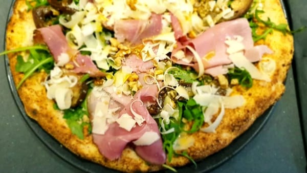 La miglior pizza del Friuli Venezia Giulia è a Trieste, Udine esclusa