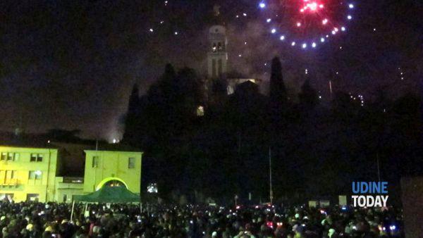 Capodanno a Udine, il programma della manifestazione