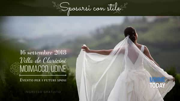 Sposarsi con stile a villa De Claricini