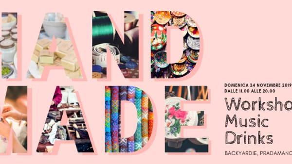 Ultimo Buddy Market dell'anno: il mercato coperto artigiani e hobbysti