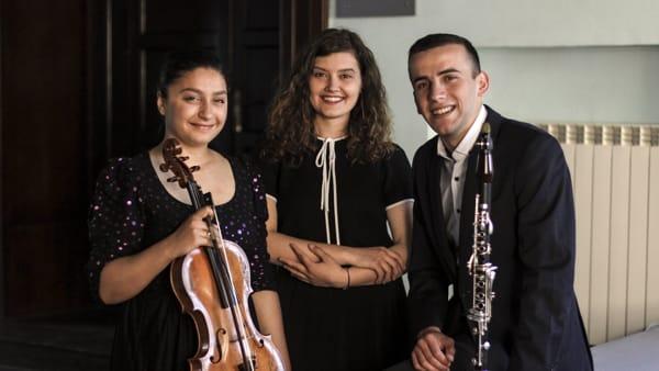 """""""Nei Suoni dei Luoghi"""", concerto di clarinetto, pianoforte e viola a Villa Vicentina"""