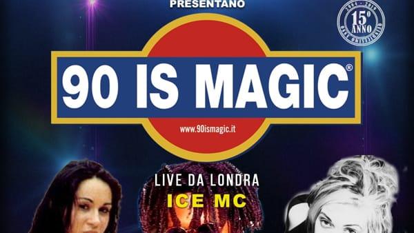 90 Is Magic torna al Belvedere di Tricesimo con tre live