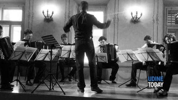 Concerto benefico per l'asilo di Artegna