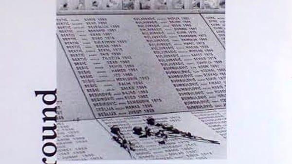 """""""Around Srebrenica. Viaggio attraverso i Balcani 20 anni dopo"""" diventa un libro"""