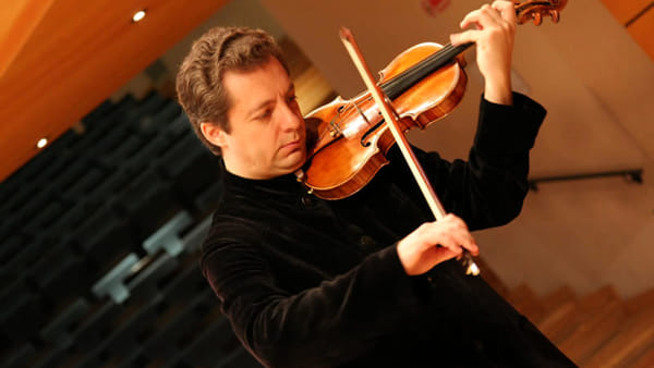 "Lo Stradivari di Pavel Berman protagonista di ""Enoarmonie"""