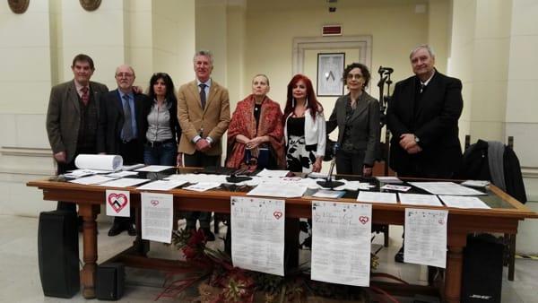 San Valentino Udine - Conferenza stampa