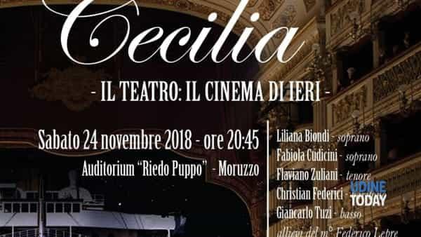 Concerto di Santa Cecilia a Moruzzo