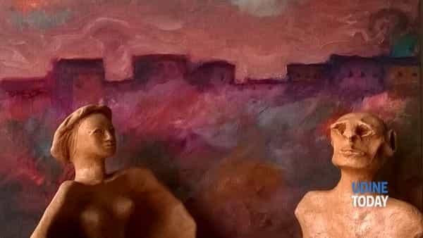 """""""Artisti Contemporanei a Palazzo. Dei Viaggi"""": l'installazione di Marisa Cignolini alla CARI FVG di Udine-4"""