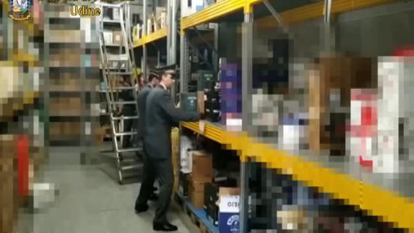 Alcol di contrabbando, frode da 80 milioni di euro: la maxi operazione