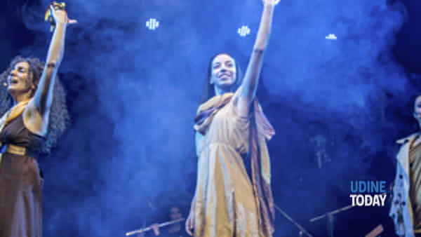 Mitologia in musica con Kayorda al Palamostre