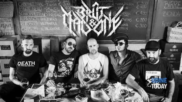 """Welcome to the cjôt"", il nuovo singolo dei friulani Brût & Madone"